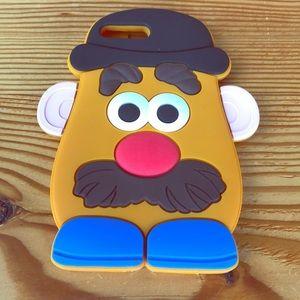 Fun and cute Brand New Mr. Potato I-phone Case